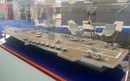 Mỹ - Trung dè dặt đánh giá siêu tàu sân bay Storm