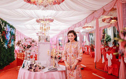 Cô dâu chi nửa tỉ tổ chức đám cưới lộng lẫy hàng đầu Lạng Sơn