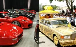 Người đàn ông từng giàu hơn cả Bill Gates, sở hữu 7.000 siêu xe