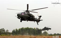 Nga thừa nhận là tác giả thiết kế trực thăng WZ-10