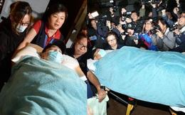 Fan hâm mộ hoang mang vì chấn thương nghiêm trọng của Lưu Đức Hoa