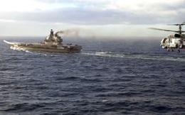 """Anh đổ bao nhiêu tiền để theo dõi """"Đô đốc Kuznetsov"""" của Nga?"""