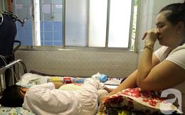 Tết trong bệnh viện: Chỉ cần con khỏi bệnh thì Tết đã quá đủ đầy