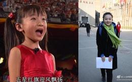 Cô bé hát mở màn Olympic Bắc Kinh hoành tráng năm ấy giờ đã lớn xinh thế này rồi đây