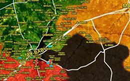 """Nhường Thổ-FSA """"khúc xương"""" al-Bab, Syria đại thắng IS ở Kuweires"""