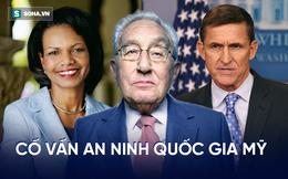 """Cố vấn an ninh quốc gia - """"cánh tay nối dài"""" của các Tổng thống Mỹ"""