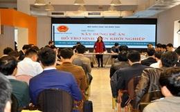 Bộ GD&ĐT xây dựng đề án hỗ trợ sinh viên khởi nghiệp