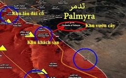 SAA dồn IS vào cái túi Palmyra, chuẩn bị tổng tấn công