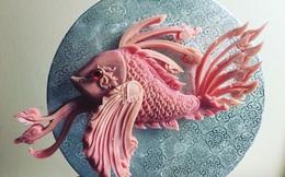 Những tác phẩm tuyệt đẹp được tạo ra từ xà phòng