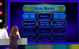 """Chương trình """"Vì bạn xứng đáng"""" gây tranh cãi vì sử dụng cụm từ """"bị đồng tính"""" khi nhắc đến ca sĩ Ricky Martin"""