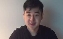 Xuất hiện video về người nhận là con trai của Kim Jong-nam