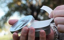 Dải băng 'siêu nhân': Nhẹ hơn giấy, nâng được cả bê tông