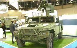 MBDA giới thiệu tổ hợp tên lửa phòng không tầm thấp ATLAS-RC