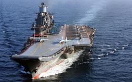 Nga bạo chi cho Kuznetsov khi ngân sách giảm kỷ lục