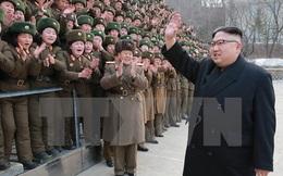 Triều Tiên phát video tàu sân bay, máy bay Mỹ chìm trong biển lửa