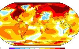 Không có El Nino nhưng nhiệt độ Trái Đất tháng 2/2017 vẫn đạt mức đáng sợ