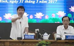 Chủ tịch TP.HCM: Sớm thông tin đề án sáp nhập quận 2, 9, Thủ Đức