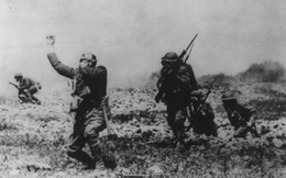 Hình ảnh quân viễn chinh Mỹ tham gia Thế chiến 1 ở châu Âu