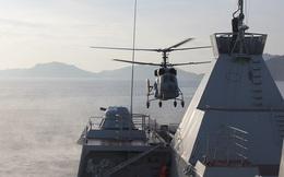 Hải quân Việt Nam lớn mạnh và hội nhập trong con mắt bạn bè quốc tế