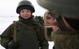 Nga chế tạo  áo giáp chống đạn dành riêng cho nữ