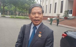 Nguyên Bộ trưởng: Tôi sẵn sàng nhận trách nhiệm trước Đảng và nhân dân