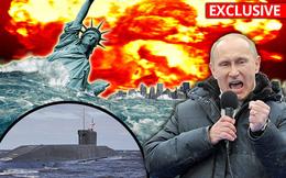 """Thực hư thông tin Nga """"cấy sóng thần hạt nhân"""" dọc bờ biển Mỹ"""