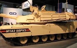 Mỹ phát triển tăng M1A2 SepV3 Abrams đấu siêu tăng Armata Nga