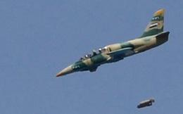 Chiến sự Palmyra: Không quân Syria ào ạt không kích IS