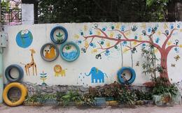 Biến bãi rác thành vườn hoa, nơi 'check in' cực đẹp của các bạn trẻ