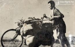 """""""Ký ức xe thồ"""" Điện Biên"""