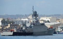 Nga điều 3 tàu chiến tới Latvia nghênh đón chiến hạm Mỹ