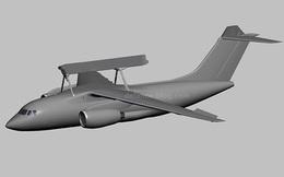 Ukraine phát triển máy bay cảnh báo sớm và chỉ huy trên không mới