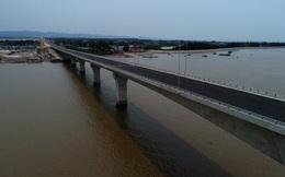 Cầu vượt biển dài nhất Đông Nam Á chuẩn bị thông xe