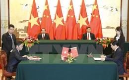 Chủ tịch nước gửi điện cảm ơn Chủ tịch Trung Quốc Tập Cận Bình