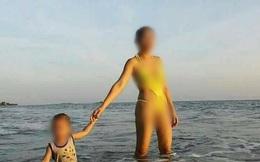 Truy tìm nguồn gốc bức ảnh người phụ nữ mặc bikini hở hang gây sốc trên bãi biển