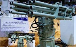 Trung Quốc triển khai trái phép vũ khí chống người nhái ở Trường Sa