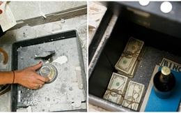 Dốc cạn tiền tu sửa bếp, cặp đôi bất ngờ phát hiện kho báu bạc tỷ