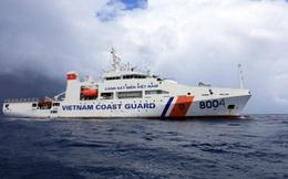Tàu Cảnh sát biển 8004 – con tàu của tình hữu nghị trên biển