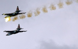 Nga tung đòn diệt 32 xe tải, hơn 120 chiến binh IS đến Palmyra