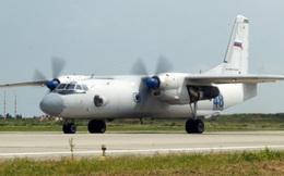 Máy bay quân sự Nga rơi, bốc cháy khi huấn luyện