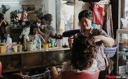 Người phụ nữ dành hơn nửa thế kỷ chỉ để làm đẹp cho người già Hà thành