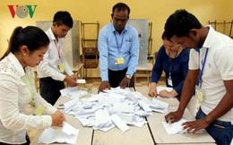 Kết quả sơ bộ bầu cử Hội đồng xã phường Campuchia