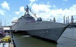 Câu chuyện đặc biệt về chiến hạm USS Gabrielle Giffords vừa được Mỹ biên chế