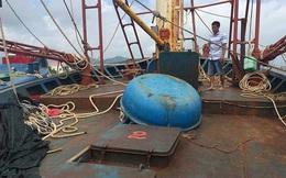 Tận mắt bản cam kết cty đóng tàu vỏ thép rỉ sét chi hàng trăm triệu để ngư dân rút đơn
