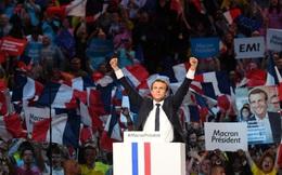 """Tổng thống Pháp Macron sắp đạt được quyền lực """"tuyệt đối"""" tại Quốc hội"""