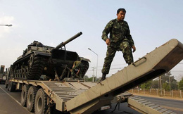 Thái Lan thông qua thỏa thuận mua xe bọc thép của Trung Quốc