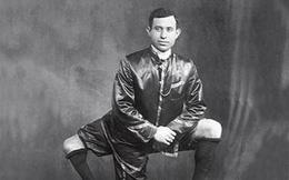 Dị nhân đặc biệt của thế kỷ 19: Người đàn ông có 3 chi dưới, bốn bàn chân và 16 ngón!