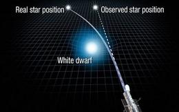 """Đã quan sát được một trong những dự đoán """"không thể thực hiện"""" của Einstein"""
