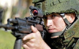 Quân đội Nga sẽ được trang bị súng trường AK-12