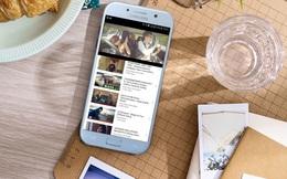 Độc quyền: Tặng ngay sạc pin Samsung khi đặt trước Galaxy A5 2017 Xanh Pastel
